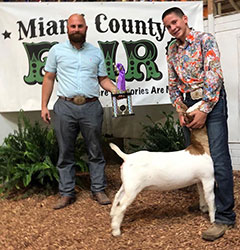 S and R Meat Goats • Winners